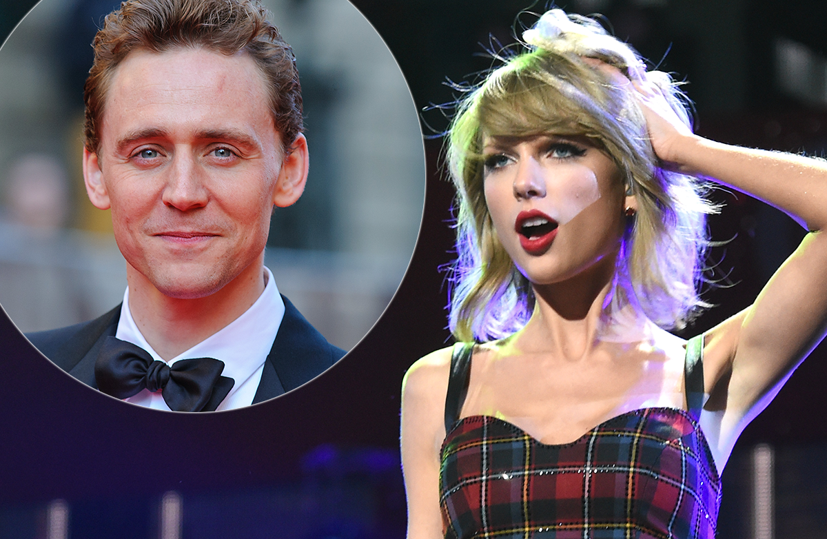 The Real Reason Taylor Swift Let The Paparazzi Catch Her With Tom Hiddleston Smooth